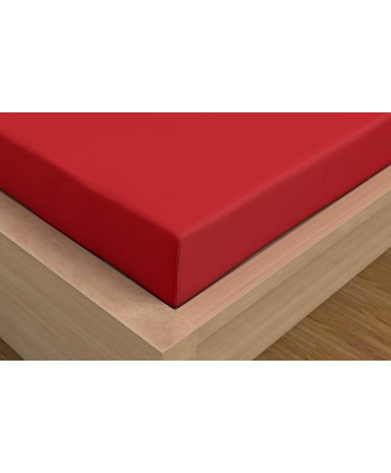 ceske-satenove-prosteradlo-luxury-collection-80x200cm-cervene